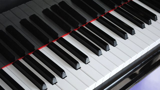 Ian Oakley - Piano Prelude