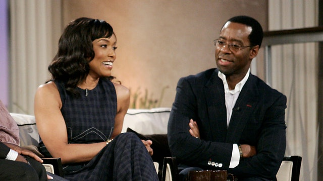 Special Guests - Angela Bassett and Courtney B. Vance