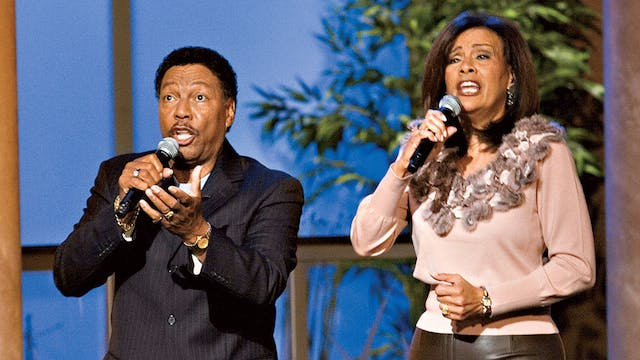 Special Guests - Marilyn McCoo and Bi...