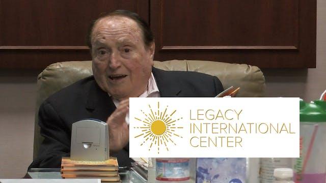 Legacy Prepares To Open