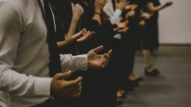 21 Days of Prayer - Part 1