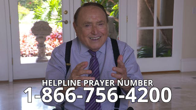 Pray for Peace with Helpline Prayer C...