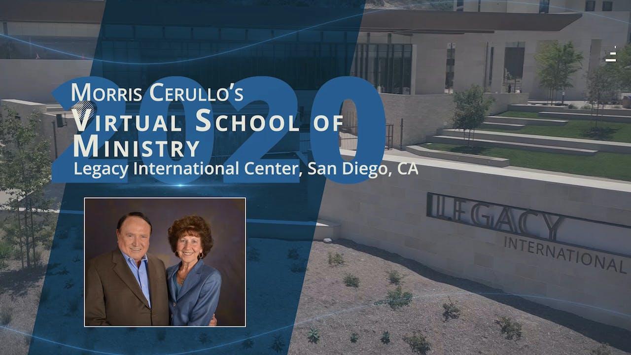 Virtual School of Ministry 2020