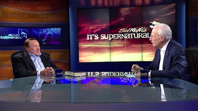 Morris Cerullo on Sid Roth's It's Supernatural!