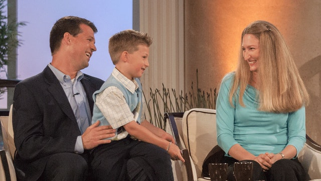 Special Guests - Carol, David and Jacob Aspling