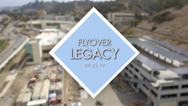 Flyover Legacy - Sept 25th 2019