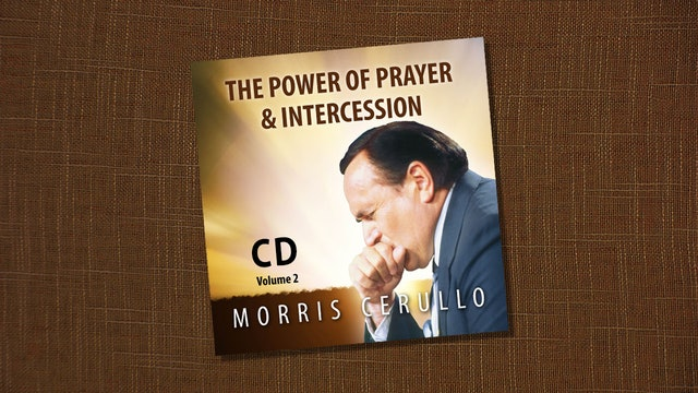 Prayer and Intercession Devotional