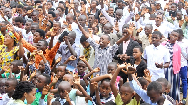 Souls Won in Burundi