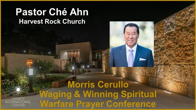 Pastor Che Ahn: The Power Of Decreeing Prayers!