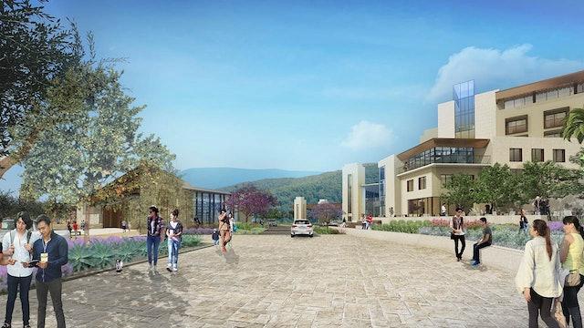 The Morris Cerullo Legacy Center