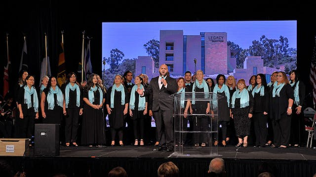 Calvary Temple Choir - Double Feature...