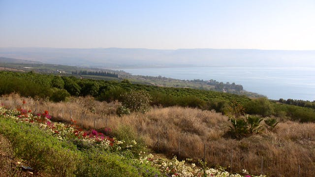 The Sound of Trumpets - Sea of Galilee