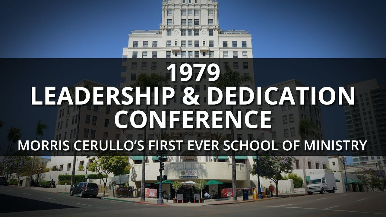 The Leadership and Dedication Conference