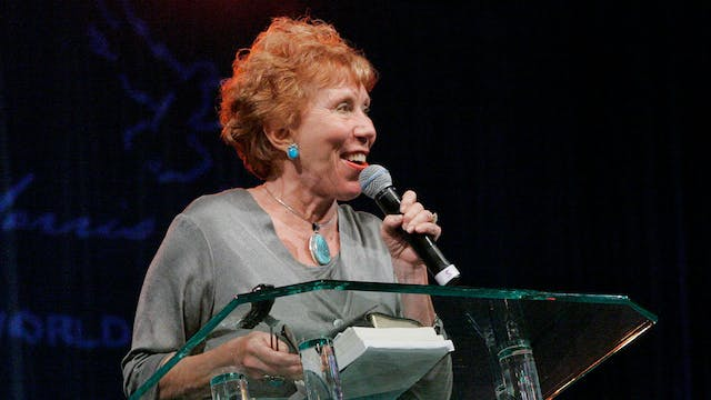 Marilyn Hickey – World Conference 2000