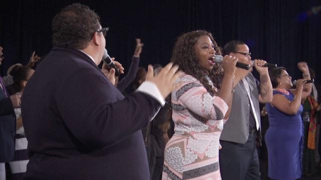 Steve Munsey's Family Christian Center Choir