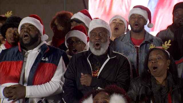 Bayview Baptist Church Choir - Joy to...