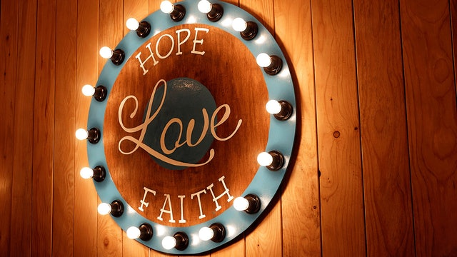 Mentorship Moments - Hope in Christ