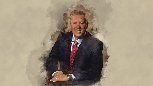 John Maxwell – World Conference 2003