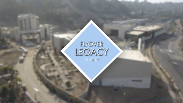 Legacy Flyover - Nov 18th 2019