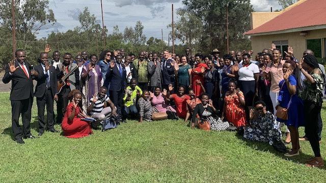 Revival in Western Uganda