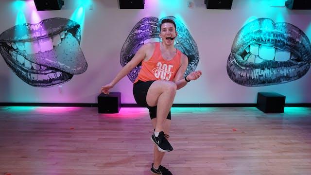 15-min Dance Cardio w/Zach & DJ Tali K*