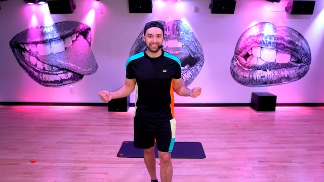 10-min Full Body Toning w/Bryan