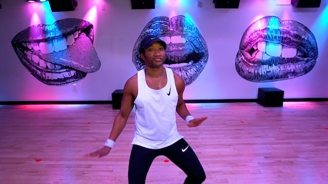15-min Dance Cardio w/JJ