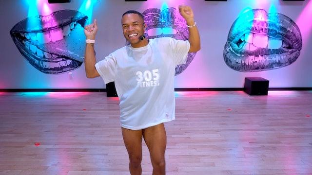 30-min Cardio Legs w/Darnell