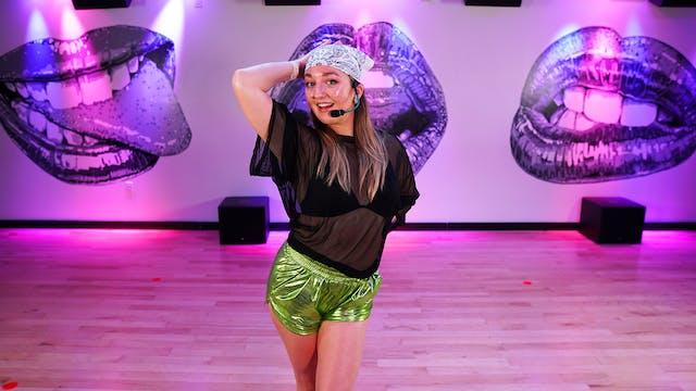 Day 12 - Choreo Mashup w/Rachelle
