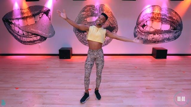 Dance Cardio Quickie w/Darnell