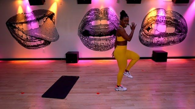 10-min Full Body Toning w/Latoya