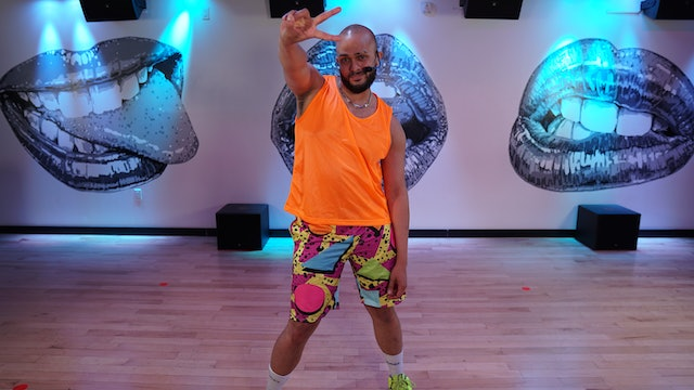 30-min Cardio and Arms w/HD & DJ Young Lion