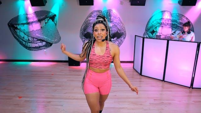 15-min Dance Cardio w/Kyra & DJ Tali K*