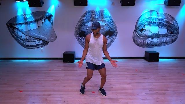 15-min Dance Cardio Quickie w/JJ