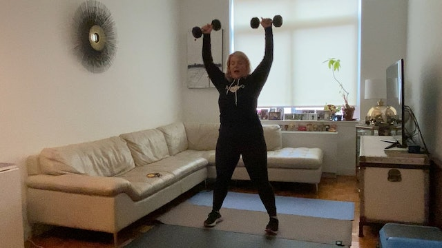 Strength 30 with Kristi