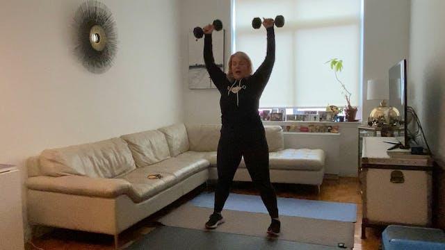 Strength 30 with Kristi