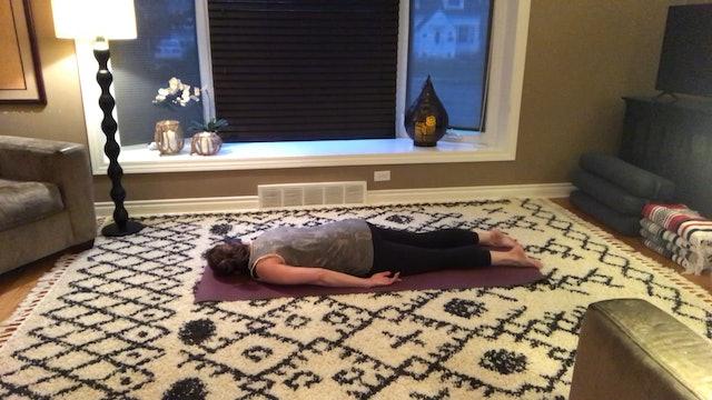 Yin Yoga with Jen