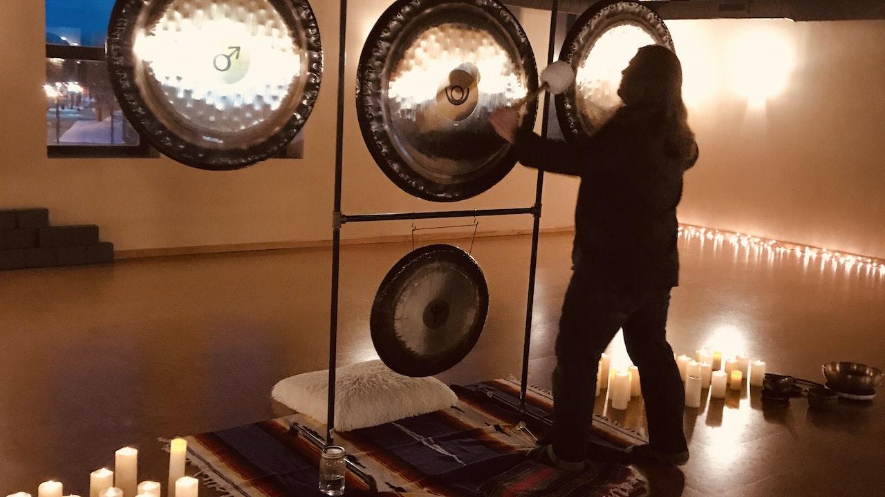 Sacred Wave Gong Meditations