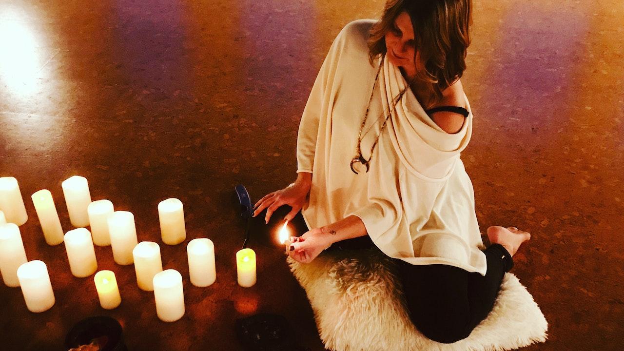 Yin Yoga + Meditation