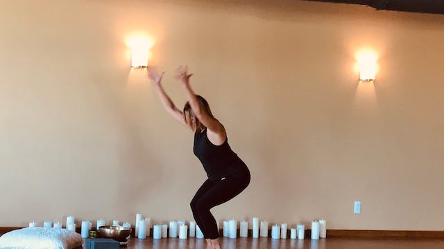 Slow Flow, Practice for Clarity with Jen