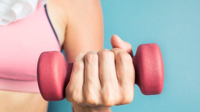 Yoga + Arms