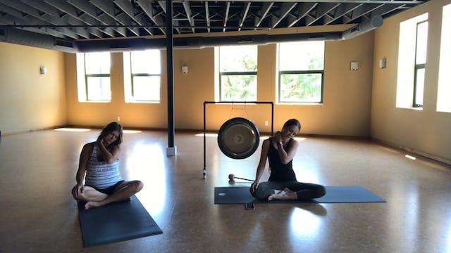 Gentle Yoga + Self Massage