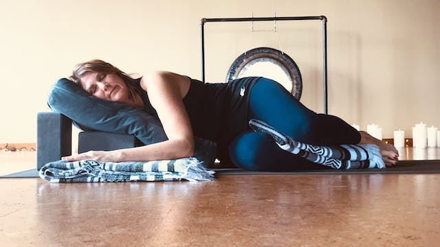Restorative Yoga with Jen