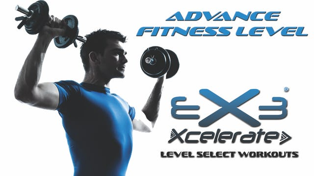 ADVANCE LEVEL WORKOUTS