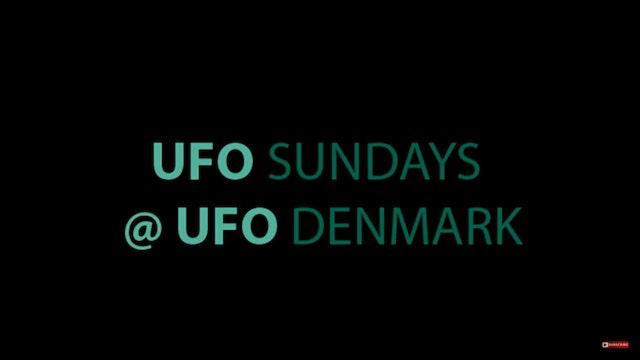 UFO Sundays - UFO Denmark With Guest Speaker Billy Carson 4biddenknowledge -