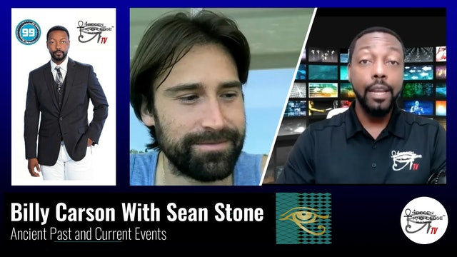 Ancient Past and Current Events. Sean Stone Interview By Billy Carson