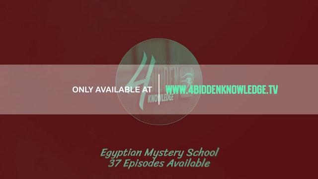 Egyptian Mystery School -