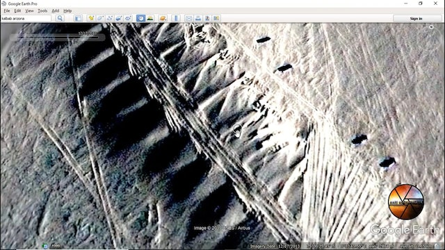 Antarctica Mysterious Unknown Base  Red Zone What Happened !