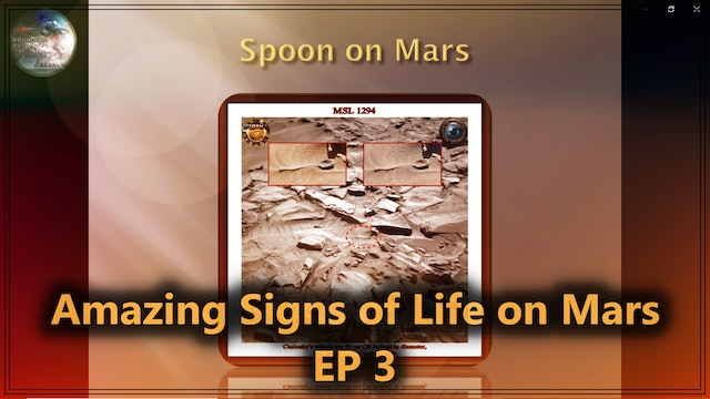 Amazing Signs of Life on Mars  Ep3
