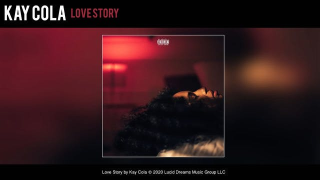 Kay Cola - Love Story (Official Audio)